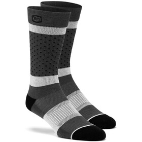 100% Opposition Socks grey